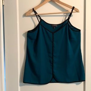 The limited - green camisole top